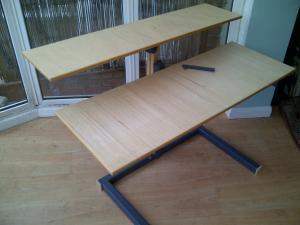 RSI desk complete