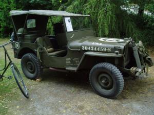Ford  GPW World War II jeep
